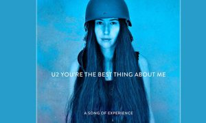 "U2 – ""You're The Best Thing About Me"""
