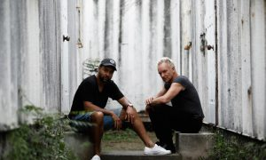 "Sting und Shaggy ""Don't Make Me Wait""!"