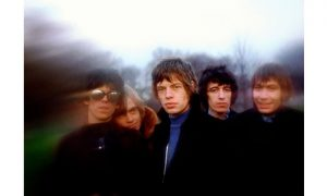 The Rolling Stones in der CWC GALLERY Berlin