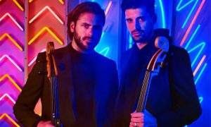 "2CELLOS – ""Let There Be Cello"" CD-Tipp"