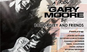 Bob Daisley and Friends: Tribute an Gary Moore