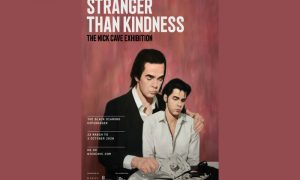 STRANGER THAN KINDNESS – Nick Cave Exhibition 2020