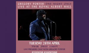 London-Konzert 2018 von Gregory Porter auf Youtube