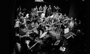 Big Band Jazz-Orchester Project – METRIX