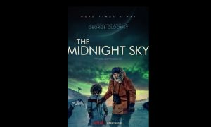 THE MIDNIGHT SKY – NETFLIX-FILM mit George Clooney