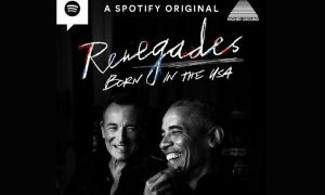Podcast – Barack Obama & Bruce Springsteen