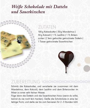 Schokolade Rezepte