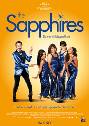 The-Sapphires_Plakat