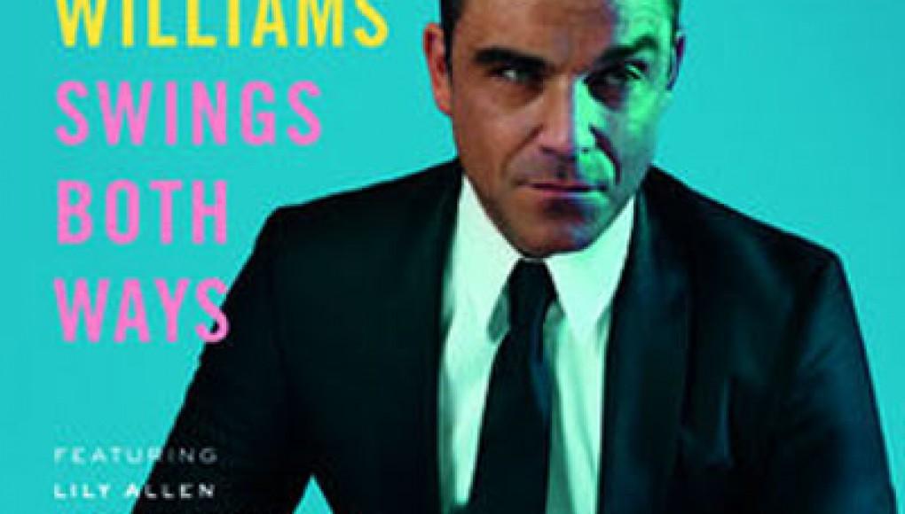 Robbie Williams im Studio für neues Album