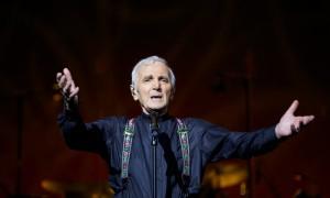 Chanson-Legende Charles Aznavour in Berlin und Frankfurt