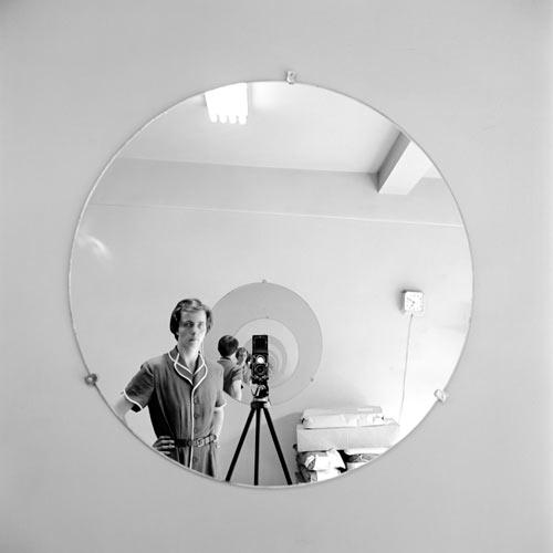 Finding Vivian Maier Selbstportrait