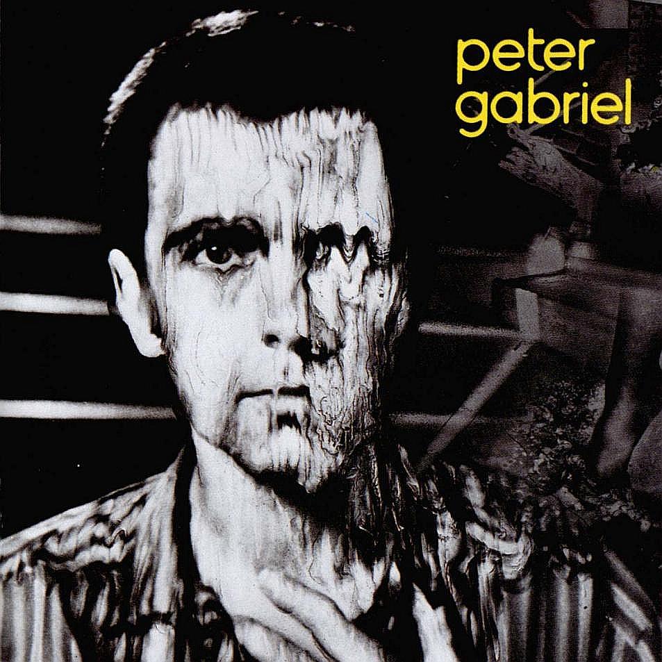 Album Cover Ein Deutsches Album/Gabriel 3 von Peter Gabriel