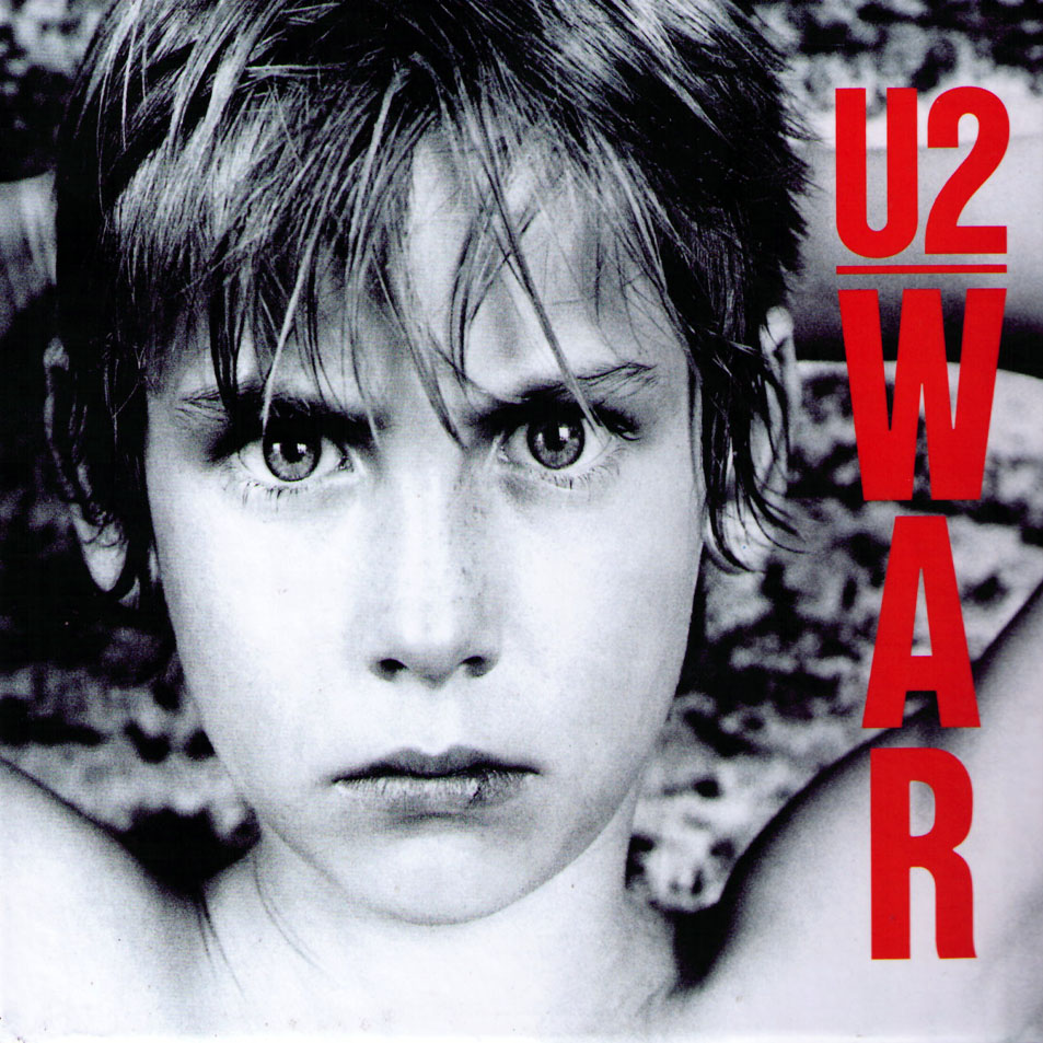 Album Cover War von U2