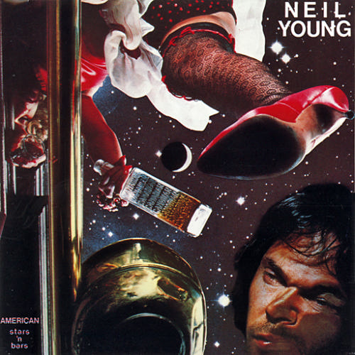 American Stars 'n Bars von Neil Young
