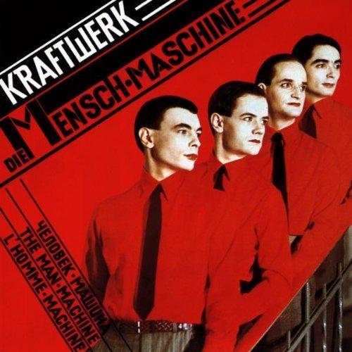 Album Cover Die Mensch-Maschine von Kraftwerk