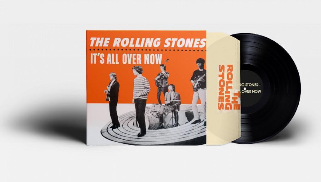 """""""It's all over now"""" – Der erste Nr. 1 Hit der Rolling Stones"""