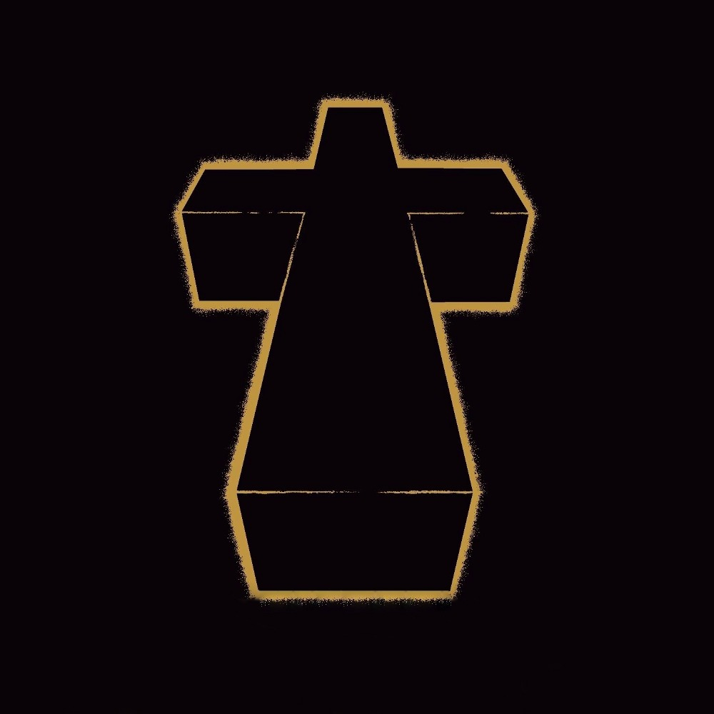Album Cover Cross von Justice