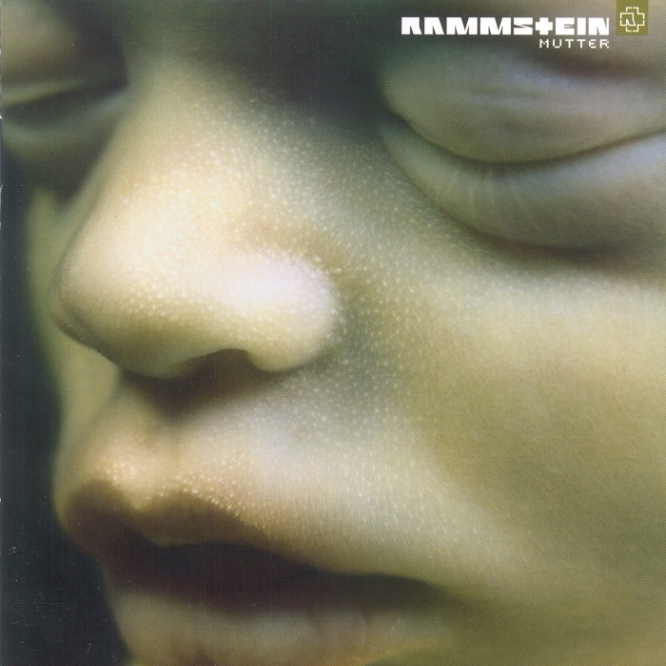 Album Cover Mutter von Rammstein