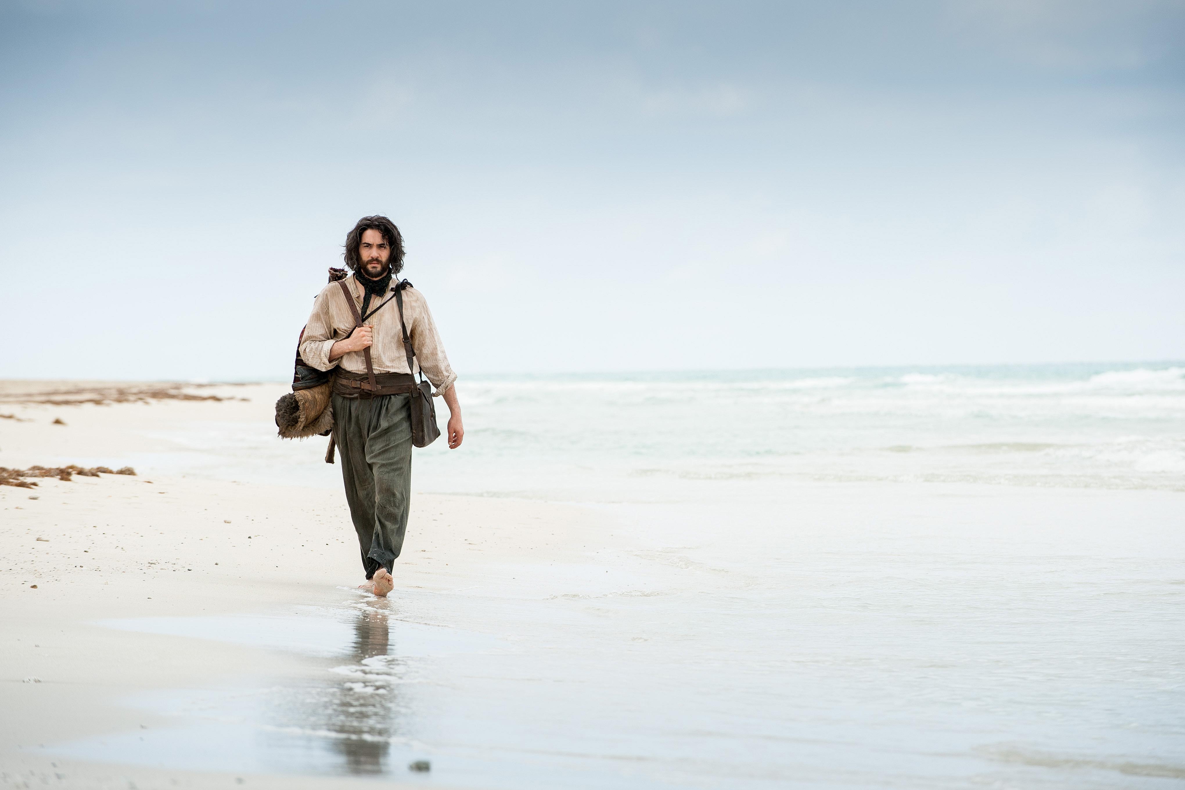 Die Suche nach seinen Töchtern führt Nazaret (Tahar Rahim) auch an die libanesische Küste.