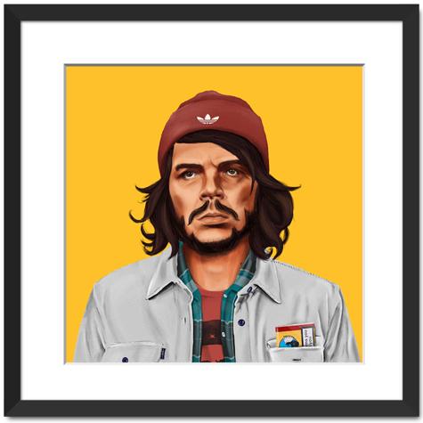 Hipster Che Guevara