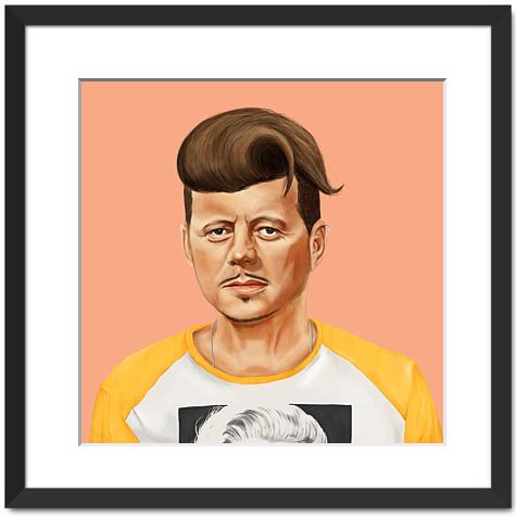 Hipster  John F Kennedy