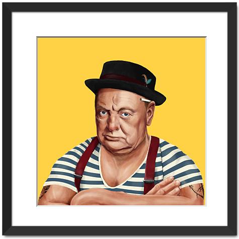 Hipster - Winston Churchill