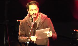 Poetryslam: Sulaiman Masomi – Der Untergang des Abendlandes