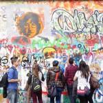Graffiti John Lennon Quelle Pixabay