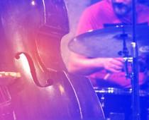 Jazz-Musiker mit besonderem Stil