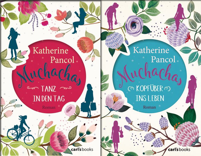 Katherine Pancol Muchachas _ Cover