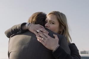 Eine harte Belastungsprobe für ihre Beziehung: Astrid (Julia Jentsch) und Markus (Bjarne Mädel) kämpfen um eine gemeinsame Entscheidung. © Neue Visionen Filmverleih