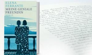 Meine geniale Freundin – Elena Ferrante