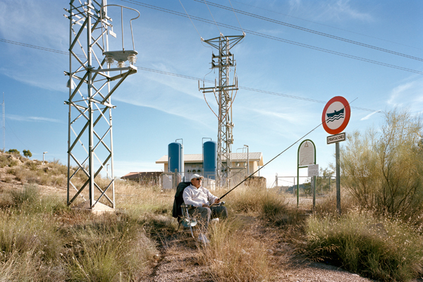 Txema Salvans (*1971)The Waiting Game, 2014Fotografie, 50 x 70 cm Courtesy of the artist © Txema Salvans