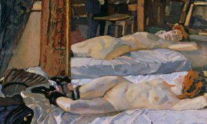 nackt und bloß – lovis corinth