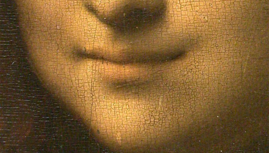 Mona Lisa – und sie lächelt doch