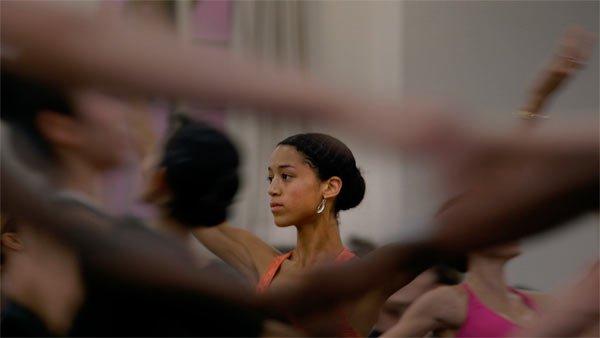 Solistin Alanna Archibald - Beethoven Ballett