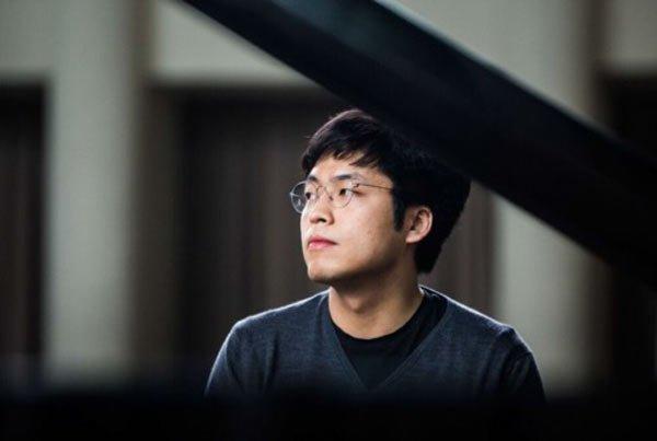 Der Pianist Sunwook Kim