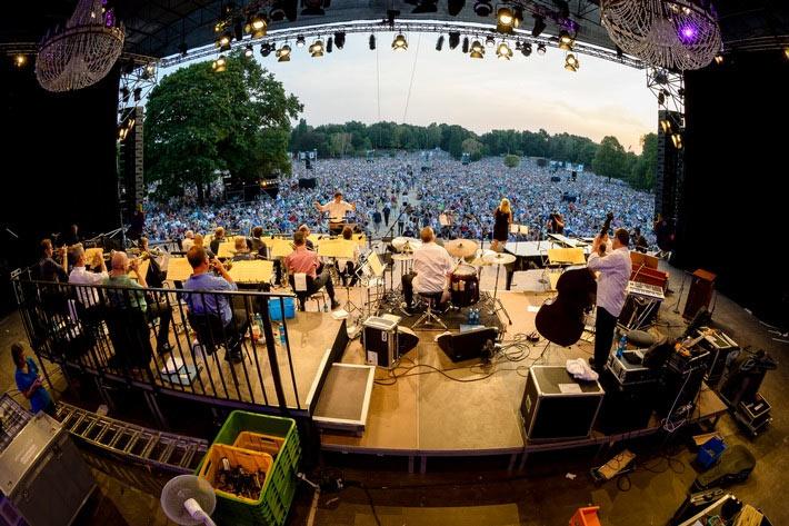 Jazz Open Air in Nürnberg