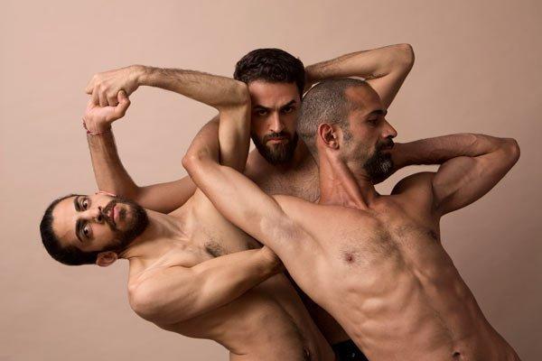 Syrische Tänzer - Come as you are