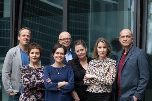 Deutscher Buchpreis Longlist Jury
