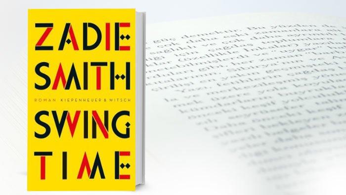 Swing Time Zadie Smith