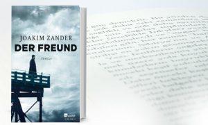 Joakim Zander – Der Freund