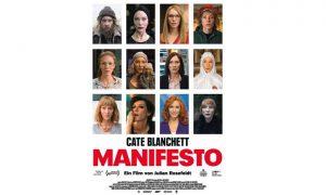 Manifesto – Film mit Cate Blanchett