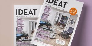 Medientipp – IDEAT Magazin für Interior Design und Urbanen LifeStyle