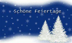 Musikalische Weihnachtsgrüße
