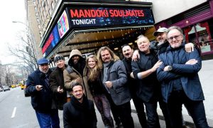 Man Doki Soulmates Konzert im Beacon Theatre in New York