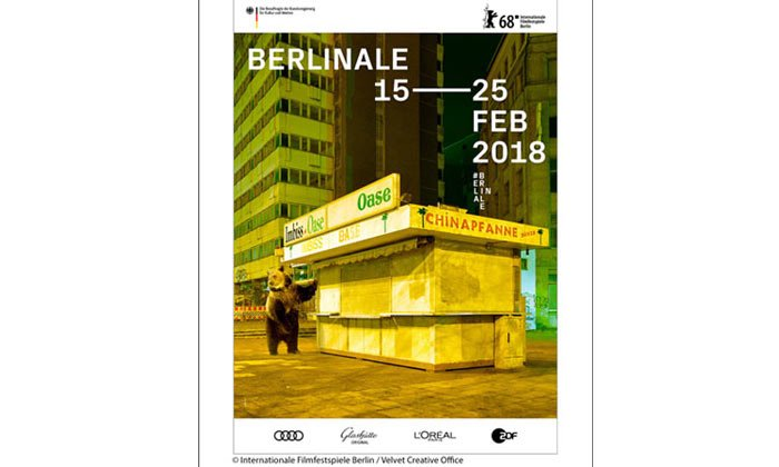 Berlinale Plakat (c)Velvet-Creation-Office