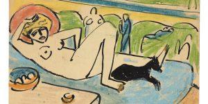Schöne Grüße – Künstlerpostkarten