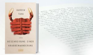 Karosh Taha – Beschreibung einer Krabbenwanderung