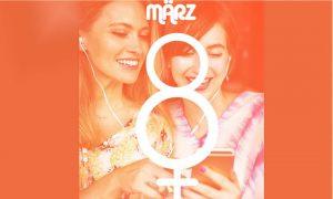 Zum Weltfrauentag – fünf Frauen – fünf x Musikpower